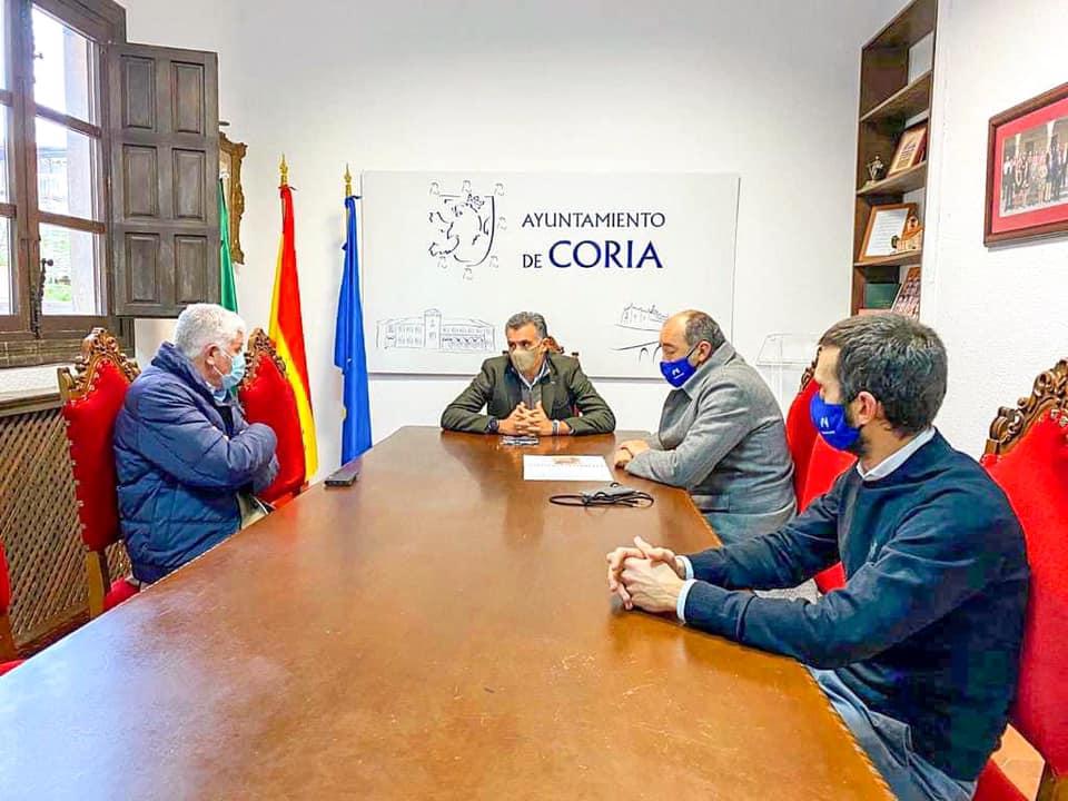 Una empresa dedicada a las casas moduladores se asentará en las instalaciones de Cetarsa en Coria