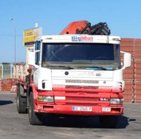 Localizan en el municipio toledano de Oropesa un camión robado en Moraleja