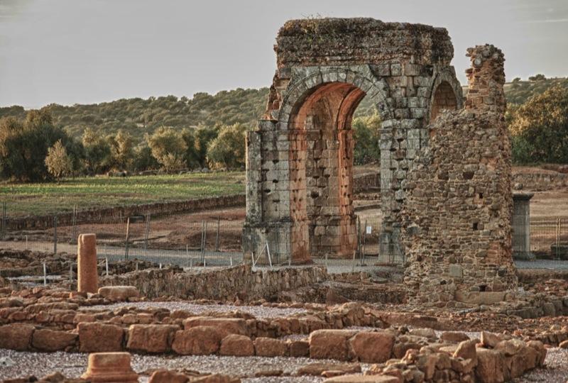 Extremadura recibirá fondos para rehabilitar el yacimiento arqueológico de Cáparra