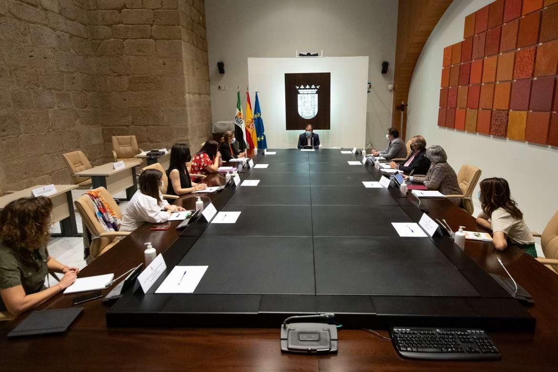 La Junta de Extremadura propone el cierre perimetral de siete localidades más ante el aumento de casos de Covid-19
