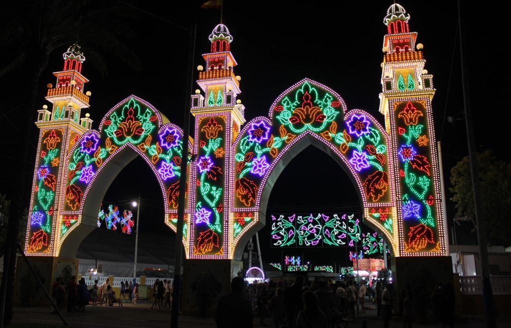 La feria de Mérida contará con un hilo musical en las atracciones y contralará los decibelios en las casetas