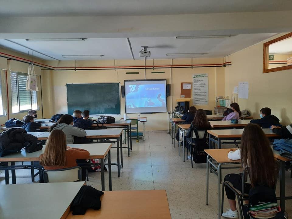 El IES Jálama de Moraleja ofrece formación para ayudar a los jóvenes a encontrar un empleo