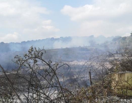 El Infoex participa en 15 incendios forestales que afectan a 50 hectáreas