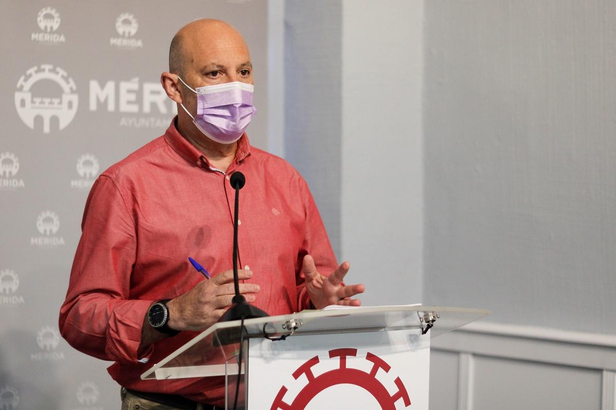 Mérida contratará a 120 personas con una inversión superior a los dos millones de euros