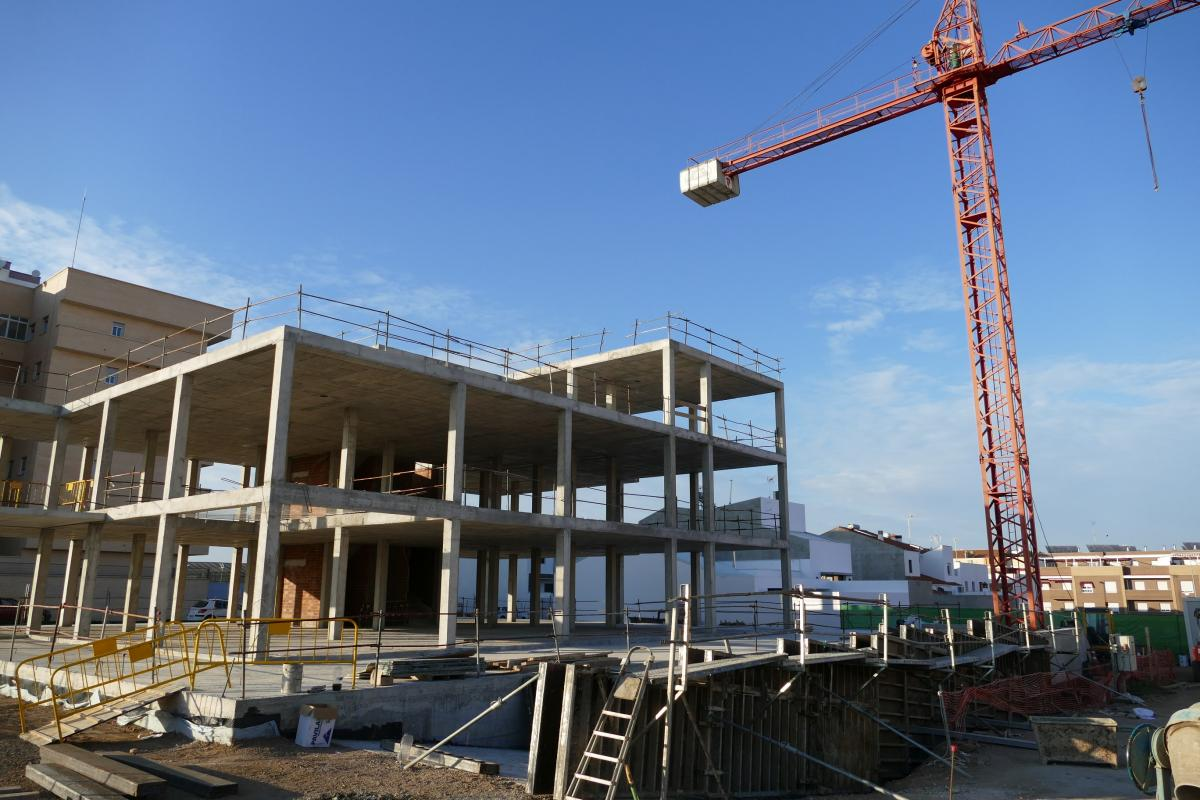 Interior destina más de 2 millones de euros para finalizar la nueva comisaría de Almendralejo