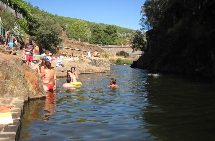 Diputación de Cáceres asegura que las piscinas naturales del norte de Cáceres abrirán este verano