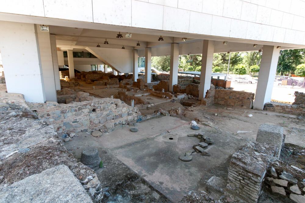 Mérida saca a licitación pública la adecuación del recinto arqueológico de Morerías