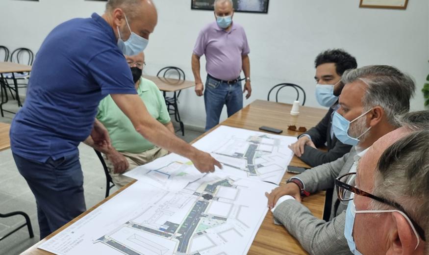 El barrio de Miralvalle de Plasencia tendrá una nueva plaza y más aparcamientos