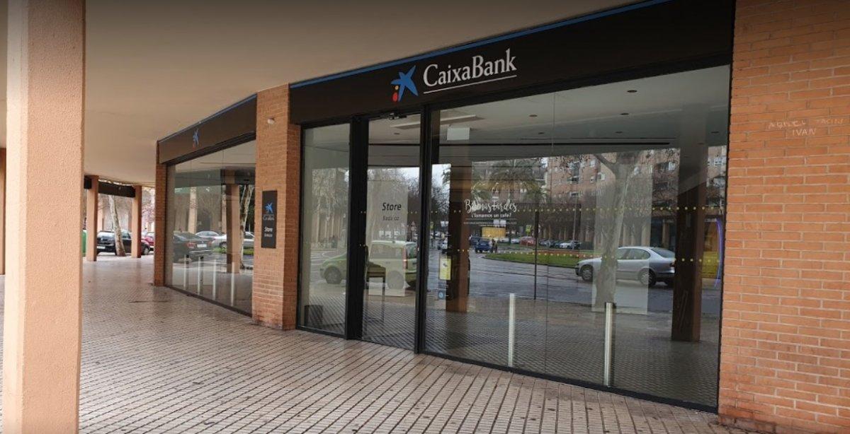 La plantilla de CaixaBank saldrá una semana más a la calle para protestar contra el ERE