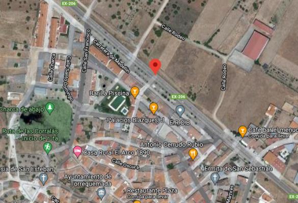 Un mujer de 79 años fallece después de ser atropellada por un motorista en Torrequemada