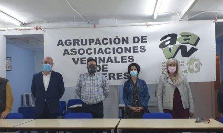 Vecinos de Cáceres reclaman mayor equilibrio entre los presupuestos de las distintas barriadas