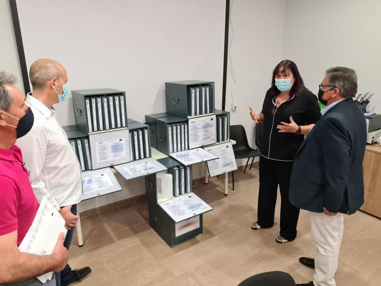 Comienza el proyecto de regadío de la Junta de Extremadura para Tierra de Barros