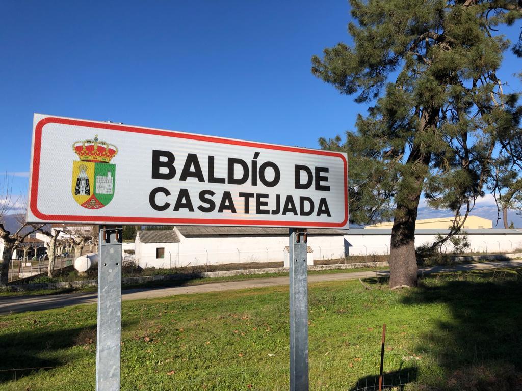 Fallece un trabajador de 58 años tras ser arrollado por un vehículo en El Baldío de Casatejada