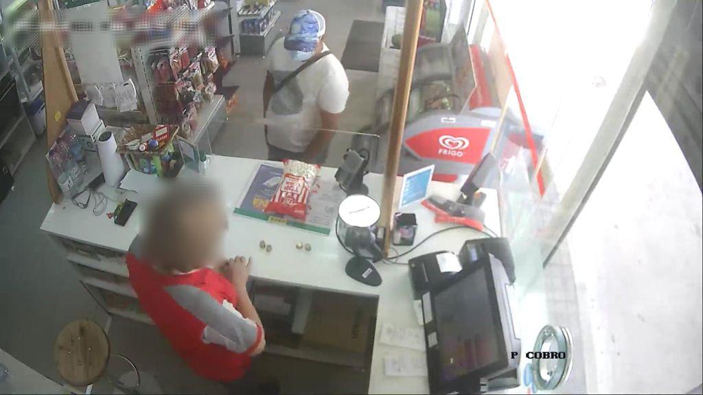 VIDEO: Interceptados en La Rioja los autores de un robo cometido en una gasolinera de Casar de Cáceres