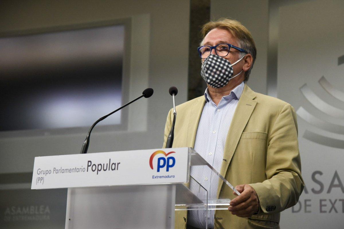 """El PP se pregunta si todas las """"grandes inversiones"""" de la Junta tendrán fondos de la UE"""