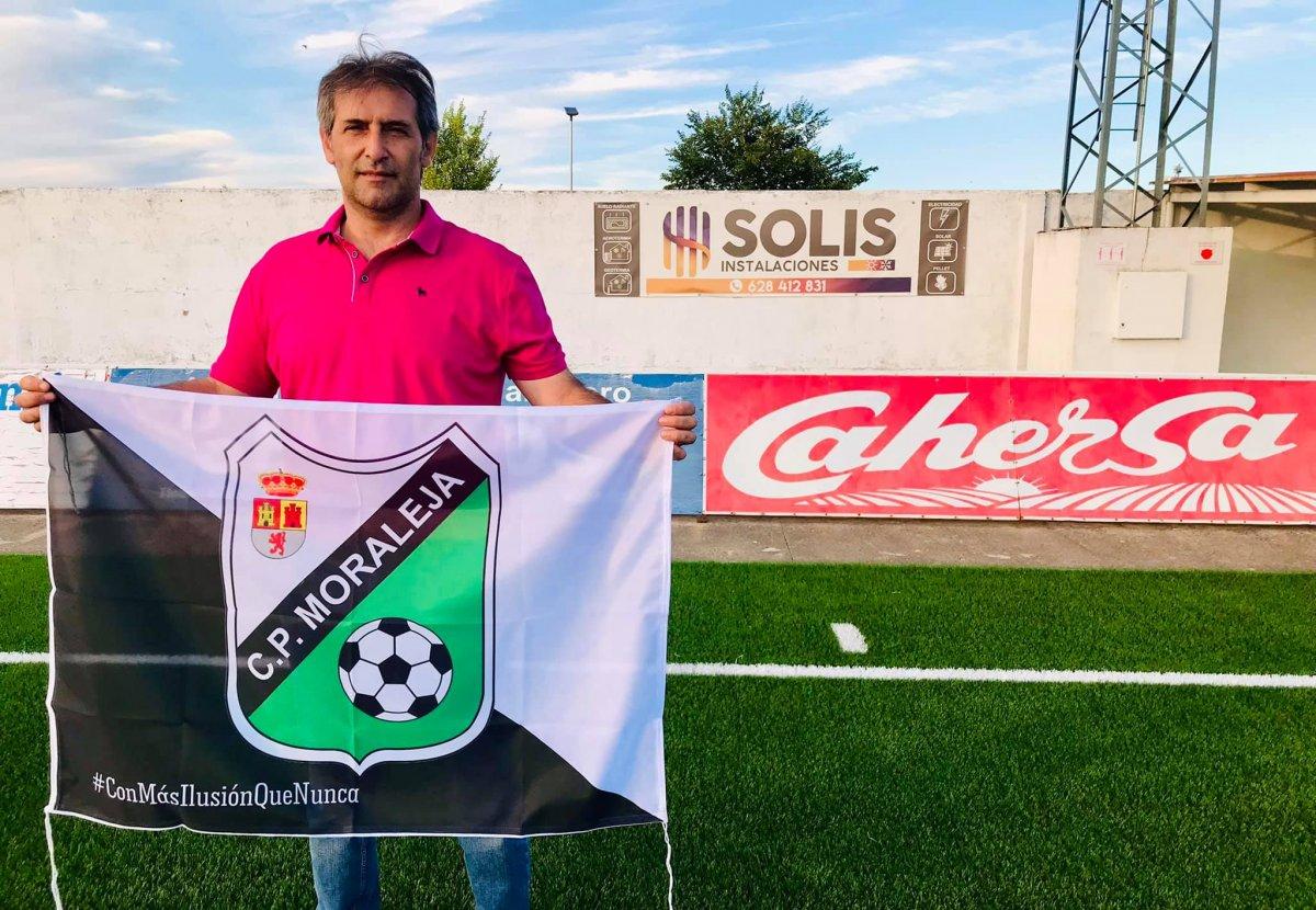 Ulyses Pascual será el nuevo entrenador del CP Moraleja la próxima temporada