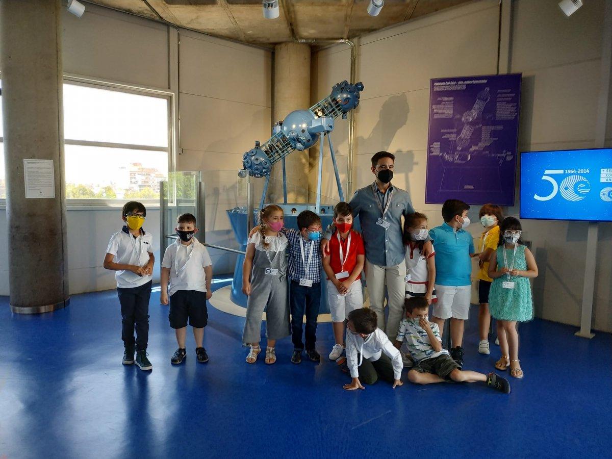 La Agencia Espacial Europea premia al alumnado de un colegio de Navalmoral de la Mata