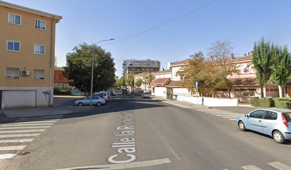 El Ayuntamiento de Cáceres inicia las obras de accesibilidad de la calle Roche Sur Yon