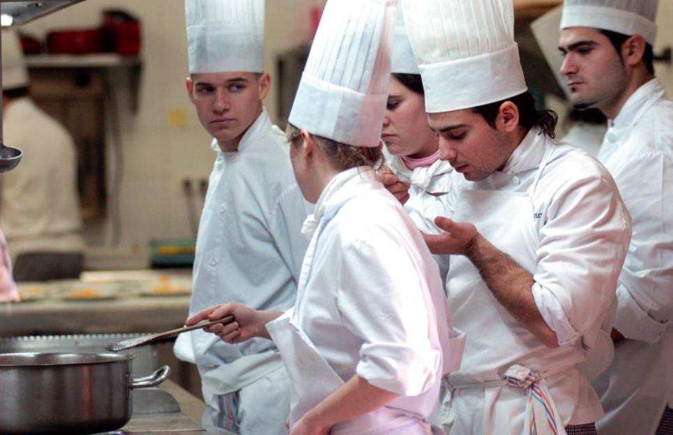 La Escuela de Cocina de Plasencia abre el plazo de matriculación para el próximo curso