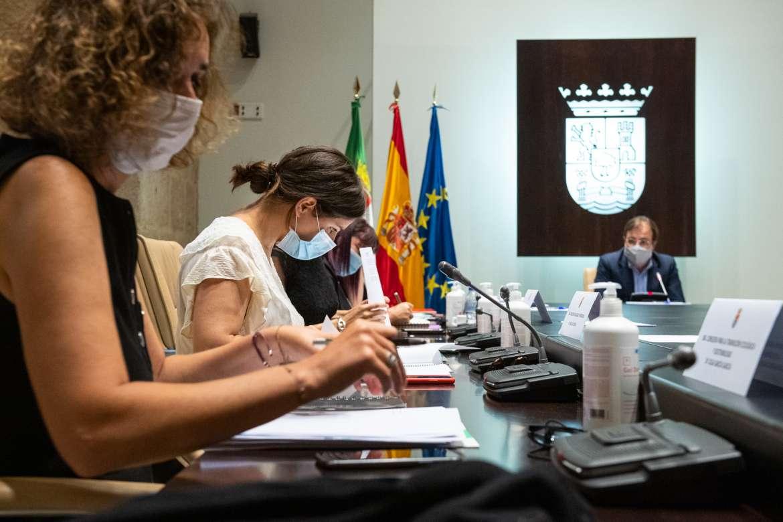 La Junta destinará más de tres millones de euros a la mejora del Centro Residencial San Francisco