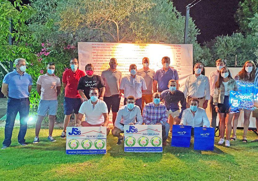 Sergio Macías se proclama campeón del XXXV Torneo Abierto de Tenis Ciudad de Coria