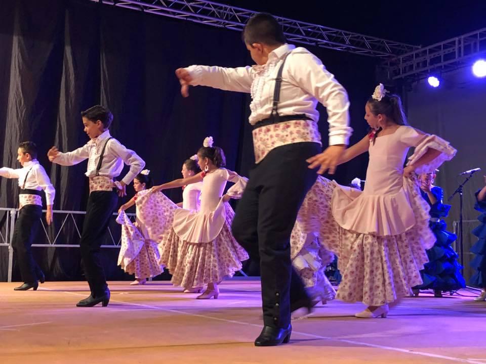 La academia de baile Ana María Pérez rendirá homenaje a Triana el próximo miércoles en Moraleja