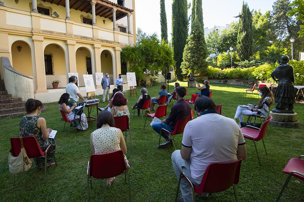 Estivalia llegará a 20 localidades de Cáceres para dinamizar la vida cultural de los pueblos
