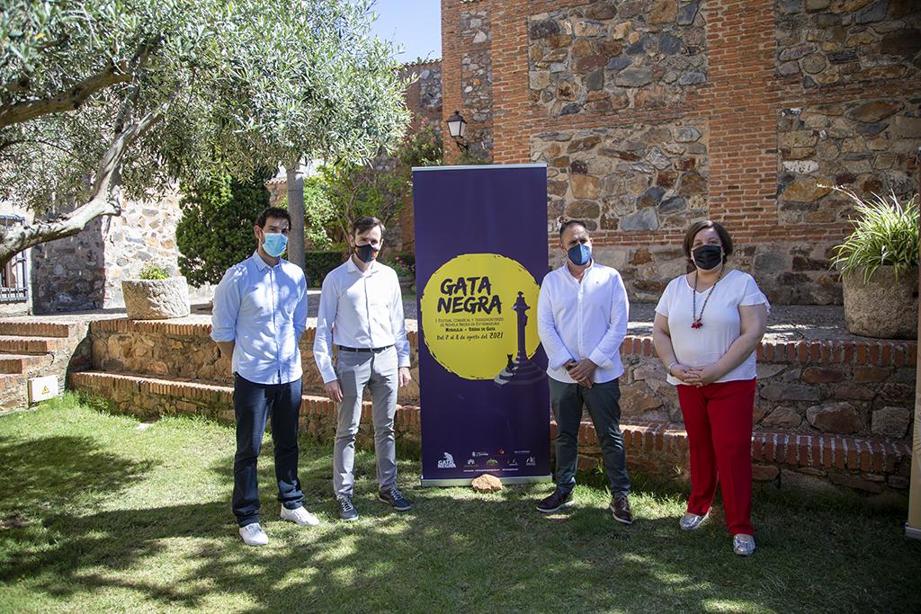 Diputación destina 20.000 euros a la organización del festival de novela negra que acogerá Moraleja