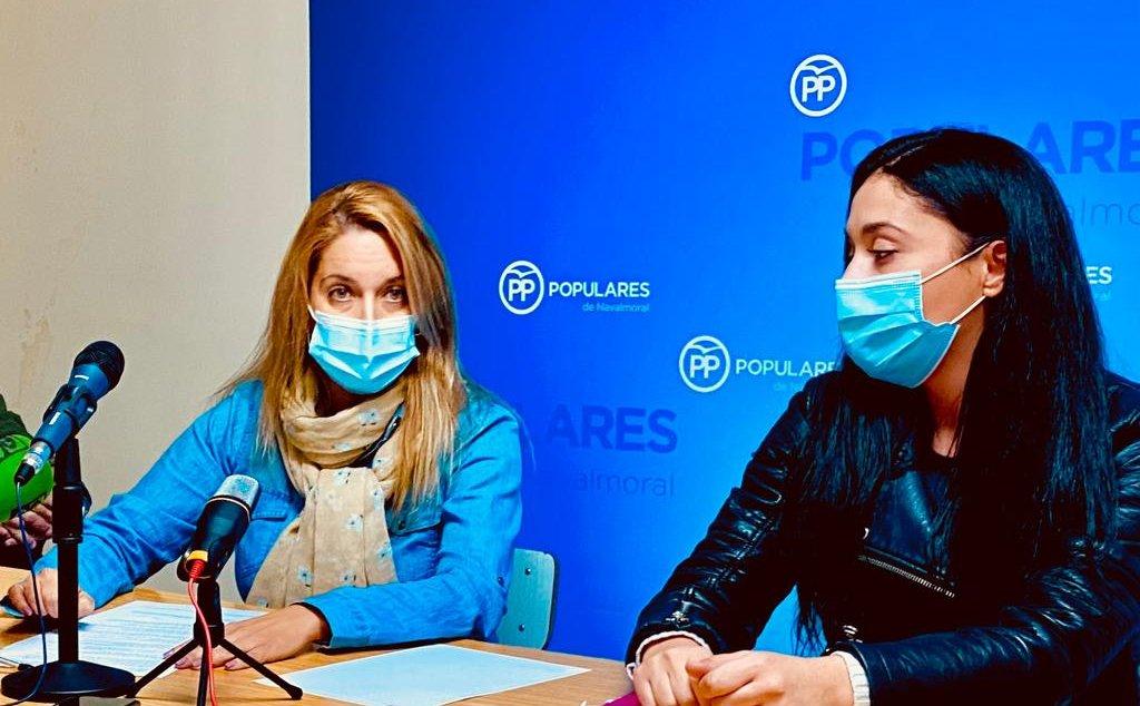 El PP de Navalmoral pide incrementar las medidas de prevención de la Covid-19 para frenar los contagios