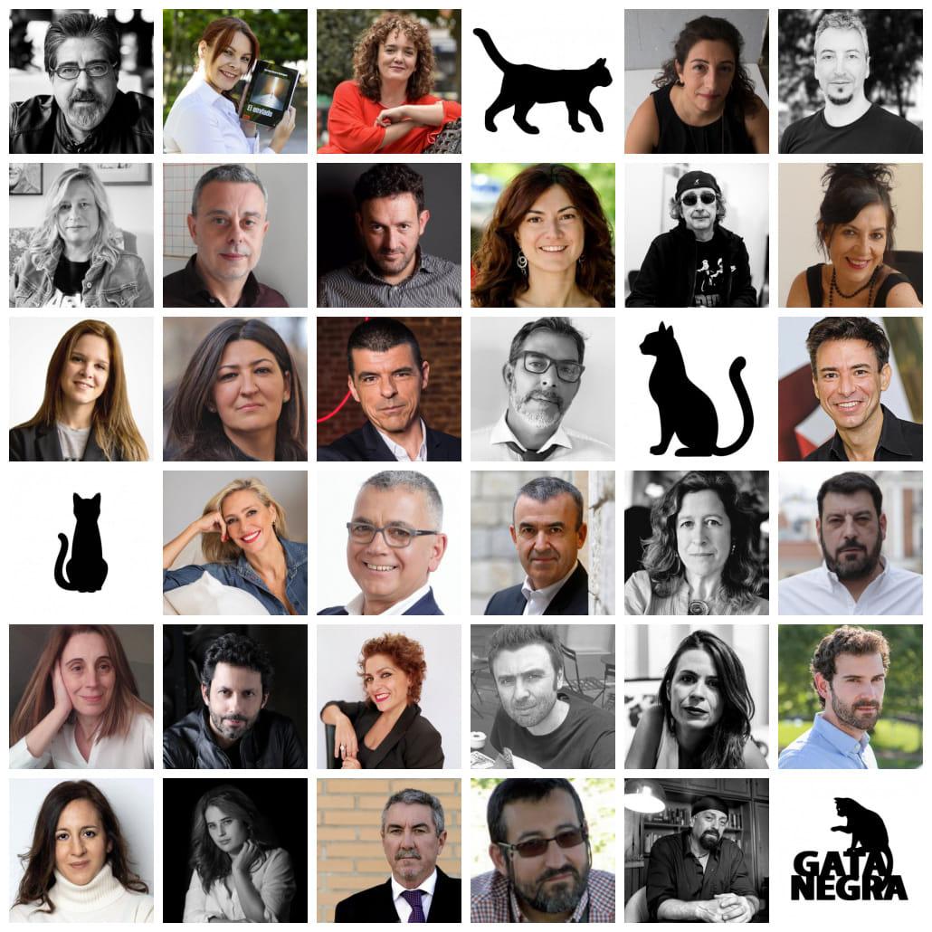 El Festival de Novela Gata Negra de Moraleja abre su programa a la participación ciudadana