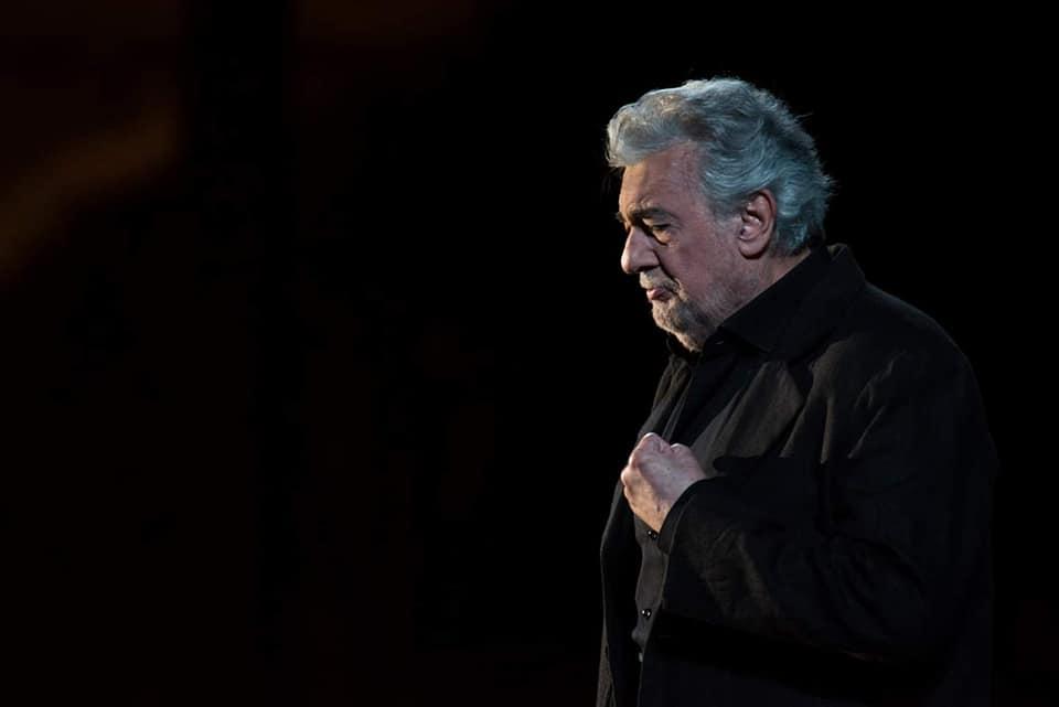 Plácido Domingo no podrá actuar junto a la Orquesta de Extremadura por decisión de la Junta