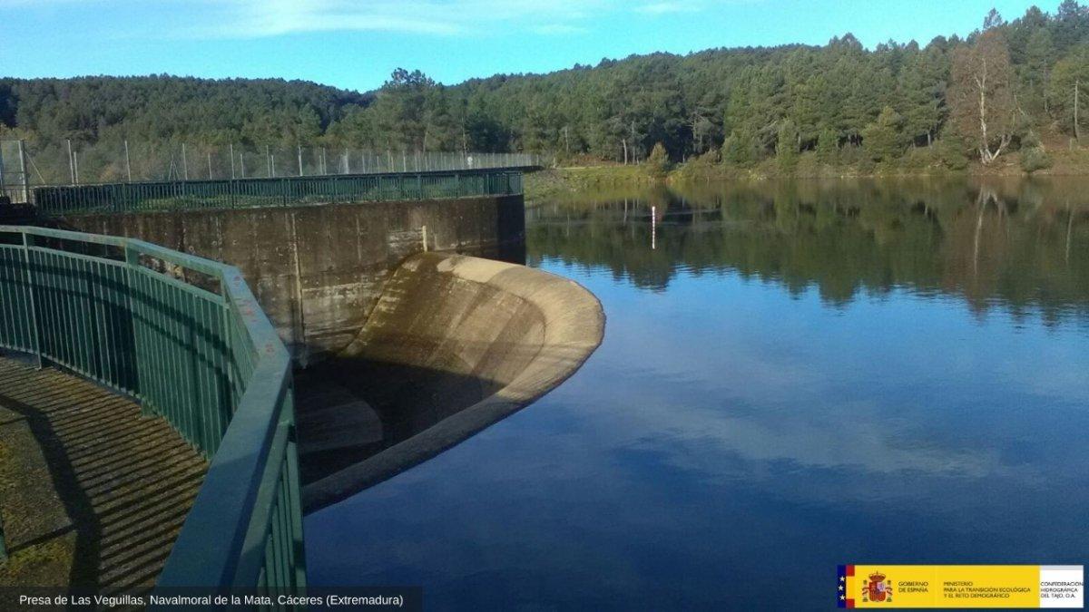 CHT licita la primera revisión de las presas del norte de Cáceres por 262.193 euros