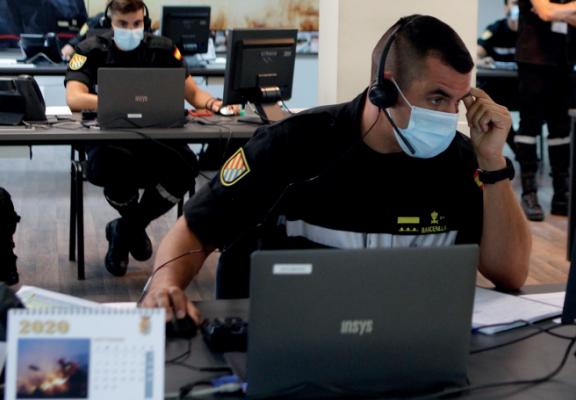 Rastreadores del Ministerio de Defensa reforzarán las áreas de salud de Cáceres, Coria, Plasencia y Badajoz