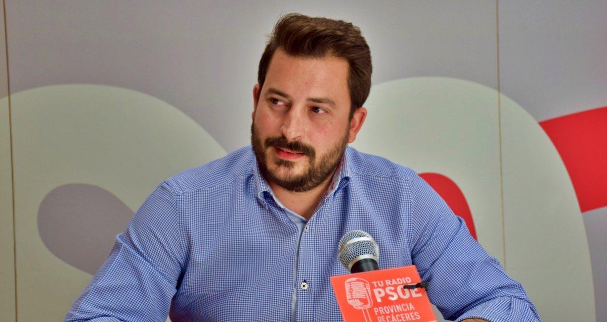 Ricardo Rodrigo apela a la responsabilidad ciudadana ante el cierre perimetral de Torrejoncillo