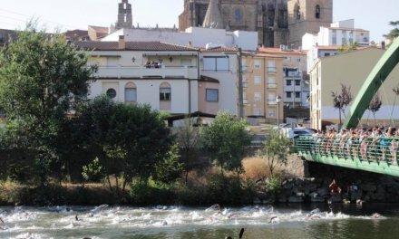 Plasencia acogerá el día 1 de agosto el Campeonato de Extremadura de Triatlón Olímpico