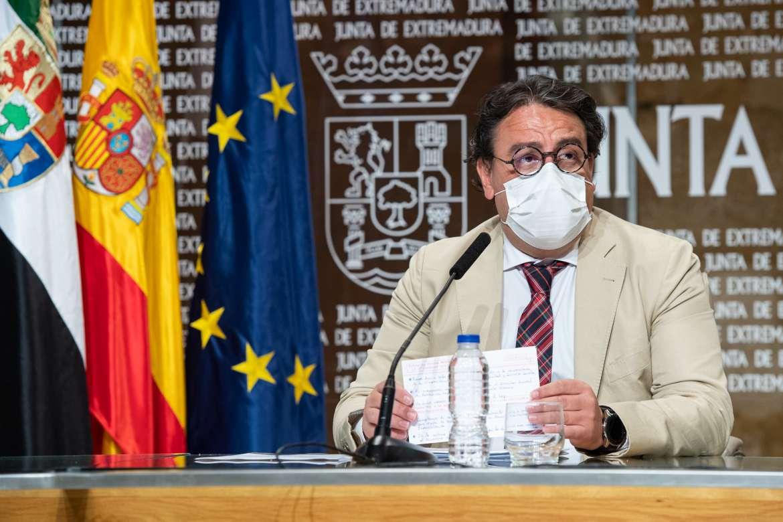 Vergeles llama a la responsabilidad en el primer fin de semana sin restricciones en Extremadura