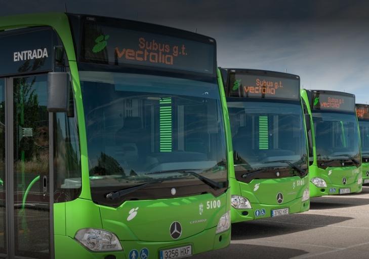 El Ayuntamiento de Cáceres saca a concurso el proyecto de mejora de accesibilidad de paradas de autobús urbano