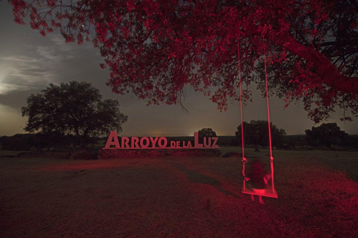 El Ayuntamiento de Arroyo de la Luz invita a ver las estrellas desde su mirador celeste