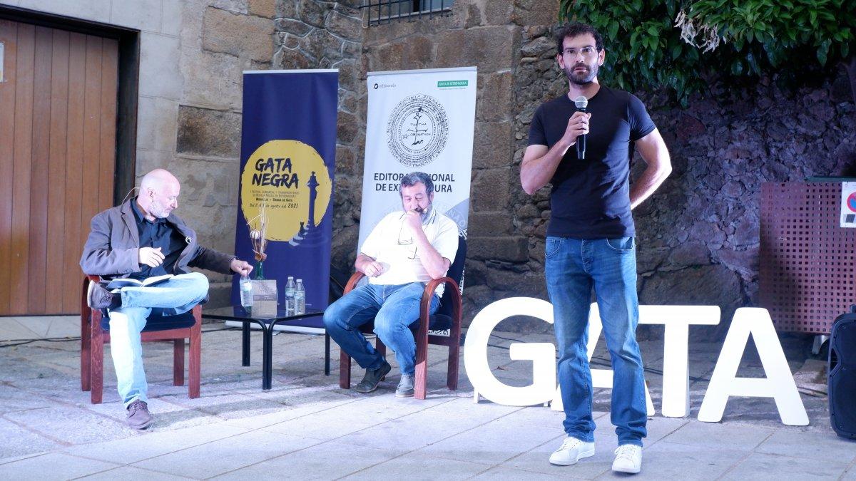El festival de novela negra se traslada en su segunda jornada a Gata con una visita turística