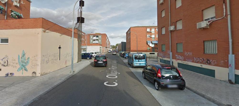 La Barriada de La Cañada – Las Moreras inicia un proyecto de murales en las fachadas deterioradas