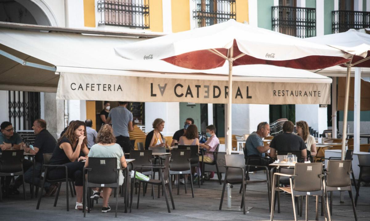 Los hoteles de Mérida registraron una ocupación media del 85 % en verano