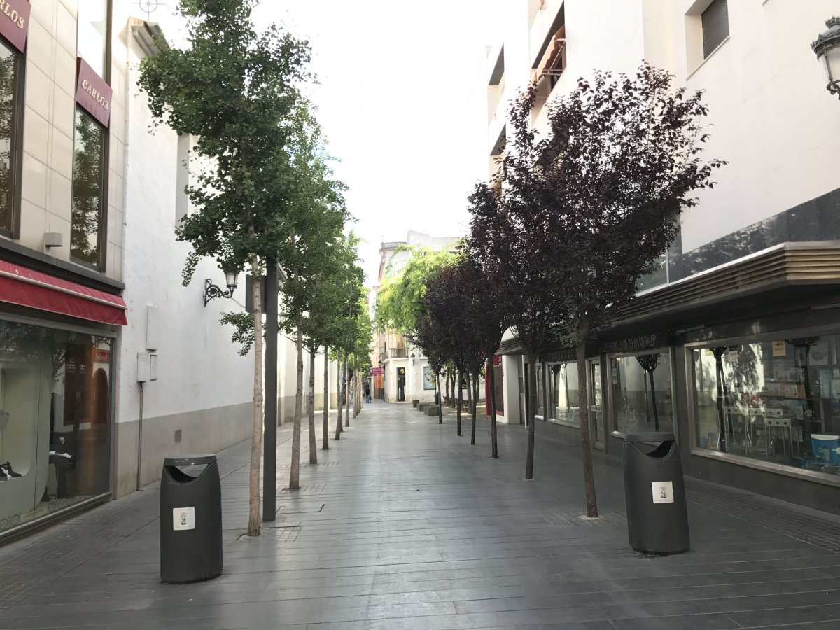 La pandemia dificulta la llegada de grandes firmas al centro comercial Menacho