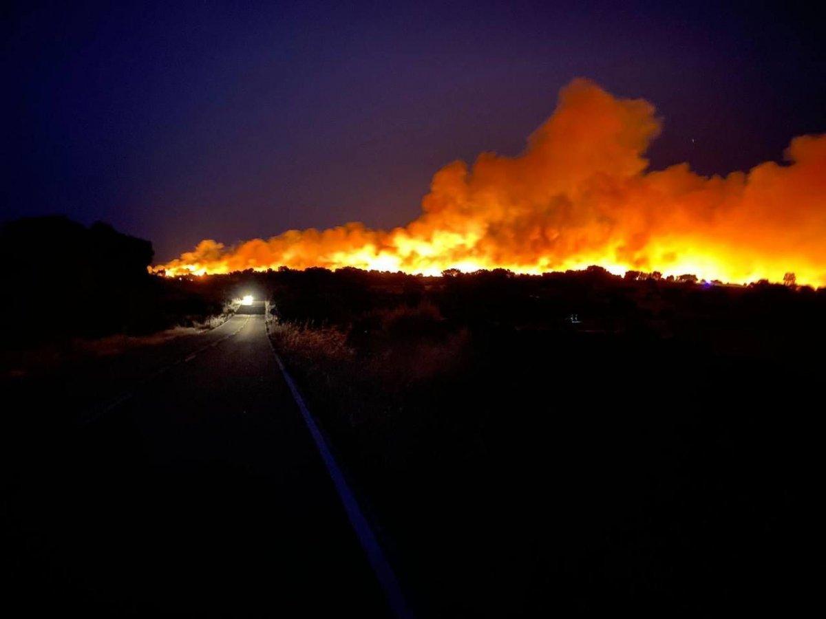 El Gobierno de España incluye a 16 municipios extremeños entre los afectados por los incendios