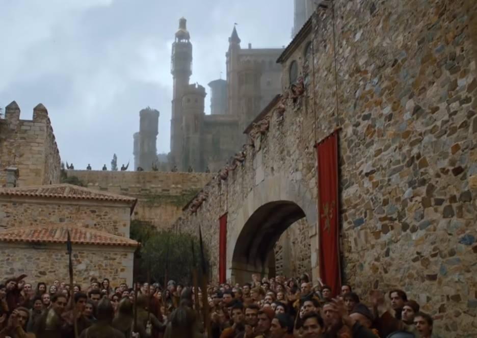 El rodaje de la precuela de Juego de tronos deja en el aire la celebración del Irish Fleadh