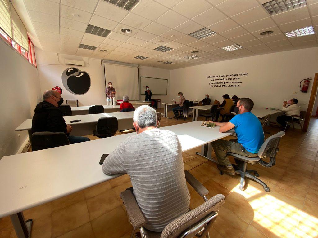 El grupo de acción local SOPRODEVAJE apoya a 20 proyectos para el desarrollo económico del Valle del Jerte