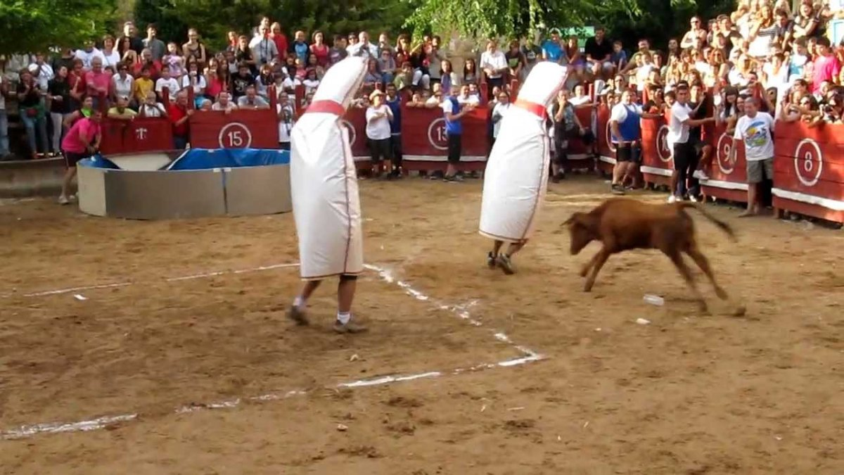 Torrejoncillo celebra este sábado un 'Grand Prix' de diversas pruebas con vaquillas
