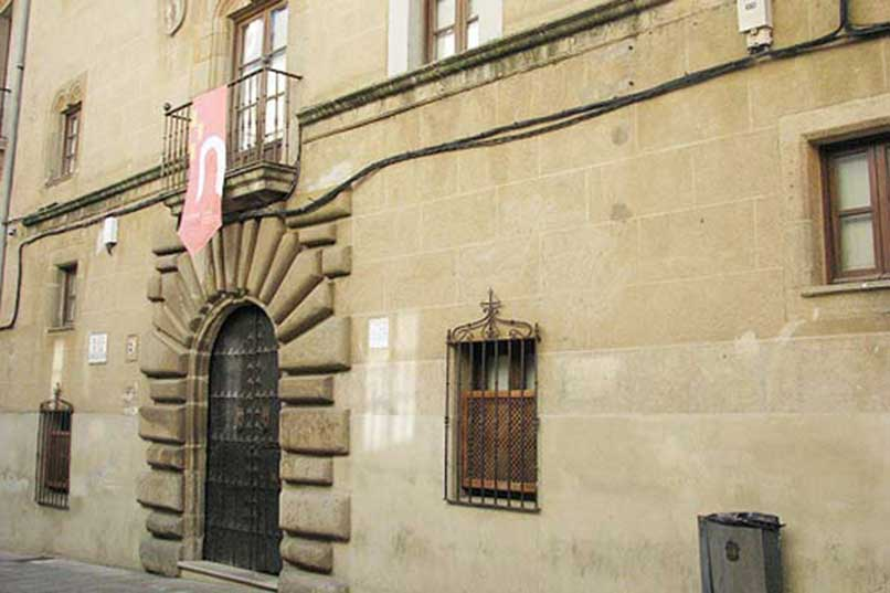 Cáceres documenta la estancia de Alfonso XII en la ciudad en 1881