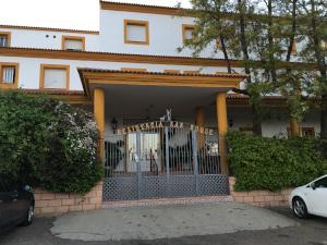 Un brote de Covid-19 en la residencia de mayores 'San Roque' de Talarrubias afecta a más de 60 personas