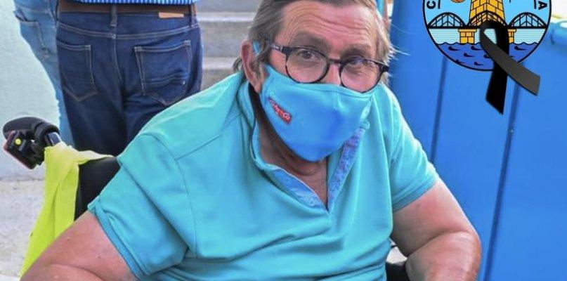 """Fallece José María Lisero """"Uchi"""", quien fuera jugador, directivo y presidente del Club Deportivo Coria"""