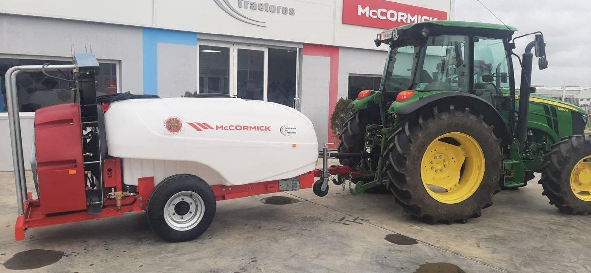 El recinto ferial  de Mérida se desinfectará a diario con un camión nebulizador